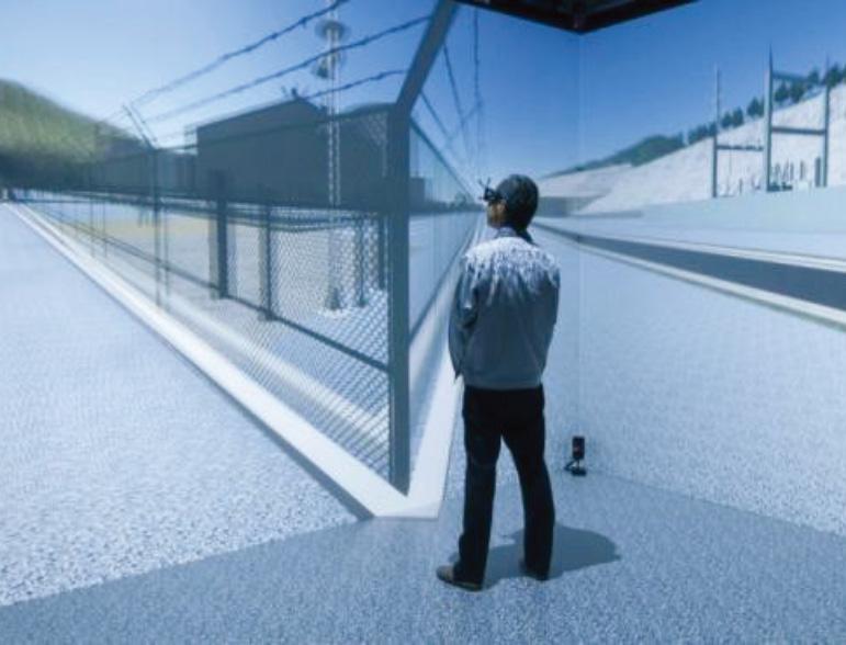 Security simulator